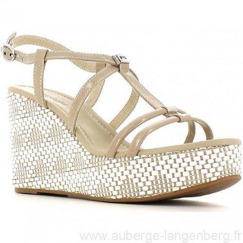 acheter-pas-cher-sandale-nero-giardini-p512822d-sandales-compensees-femmes-sabbia-shop-online