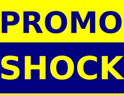 Promo Shock per ripartire